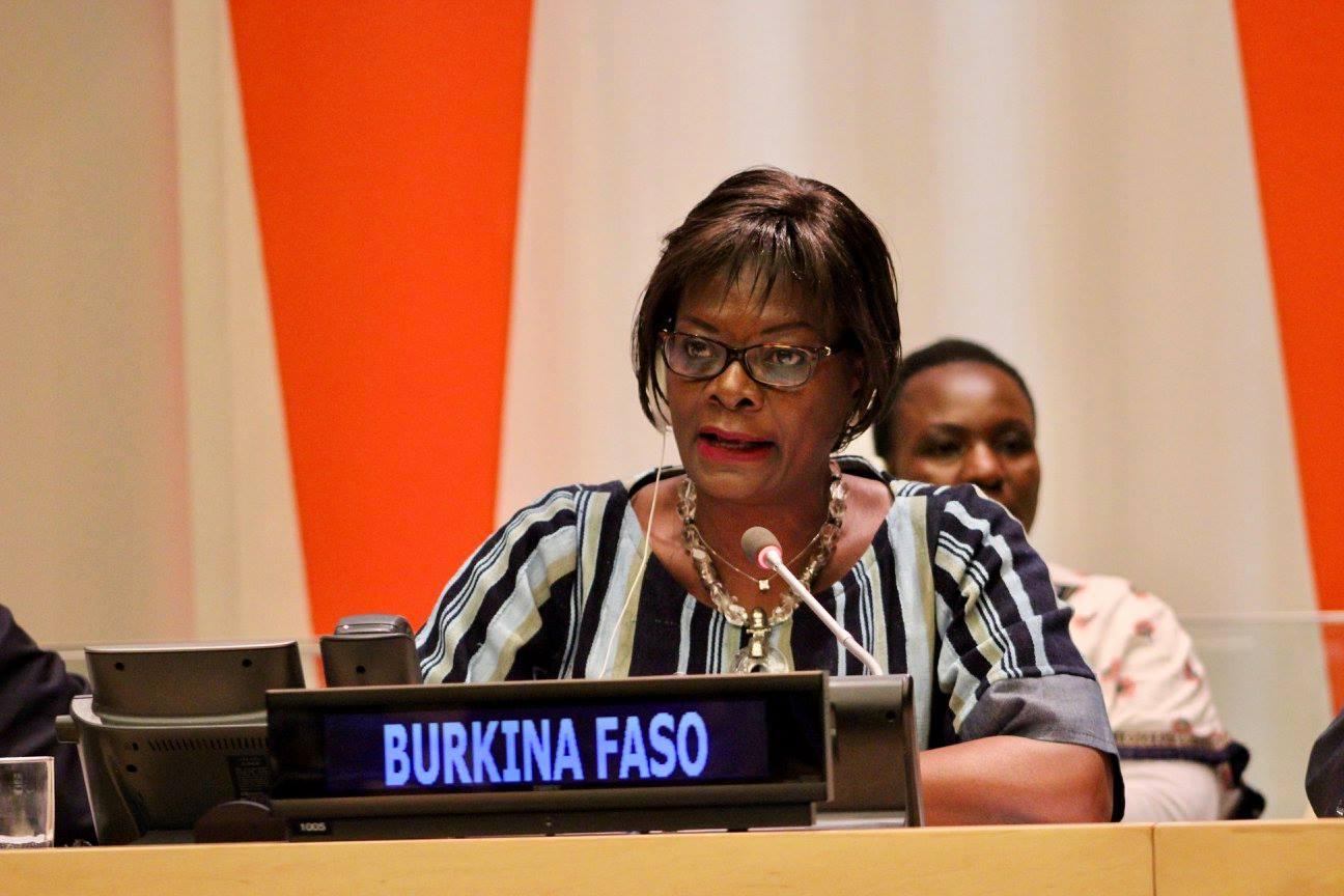 Soixante Deuxième Session de la Commission de la Condition de la femme ( NEW YORK, mars 2018)