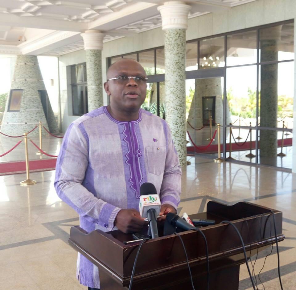 Conseil des ministres:  l'insécurité alimentaire au cœur des préoccupations