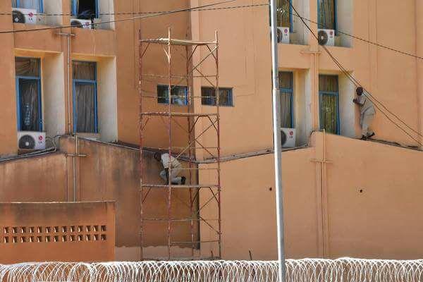 Attaque à Ouagadougou: ce qu'on sait de l'attaque de l'Etat Major.