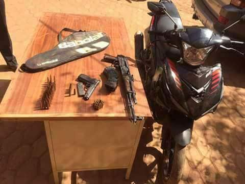 Insécurité: des individu armé au quartier Karpala ( Ouagadougou)
