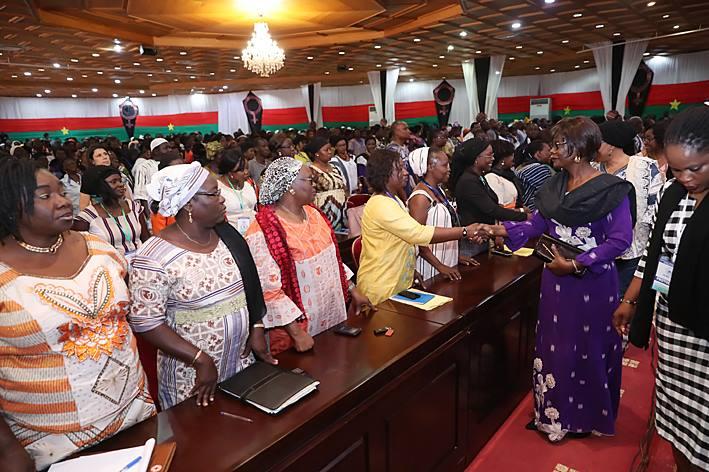 Journée internationale de la Femme : Les femmes réfléchissent sur leur implication dans le développement du Burkina