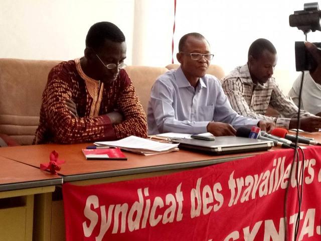 Burkina: Le syndicat des travailleurs de l'action sociale annonce une greve de 72H