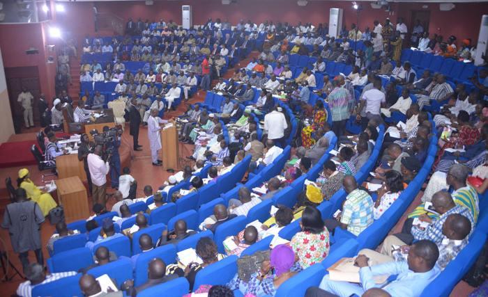 Discours sur la situation de la Nation du premier ministre Paul Kaba Thieba: sécurité