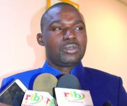Présidence du Faso : Le comptable principal des matières installé