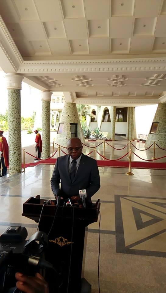 Conseil des ministres: le maire de Pouni suspendu