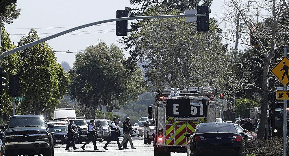 Etats-Unis: 4 victimes après une fusillade au siège de YouTube