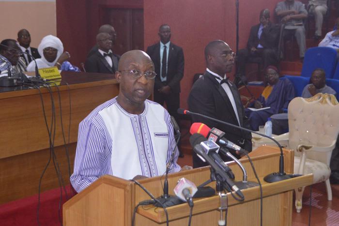 Discours sur la situation de la Nation du premier ministre Paul Kaba Thieba: Économie/ Finances