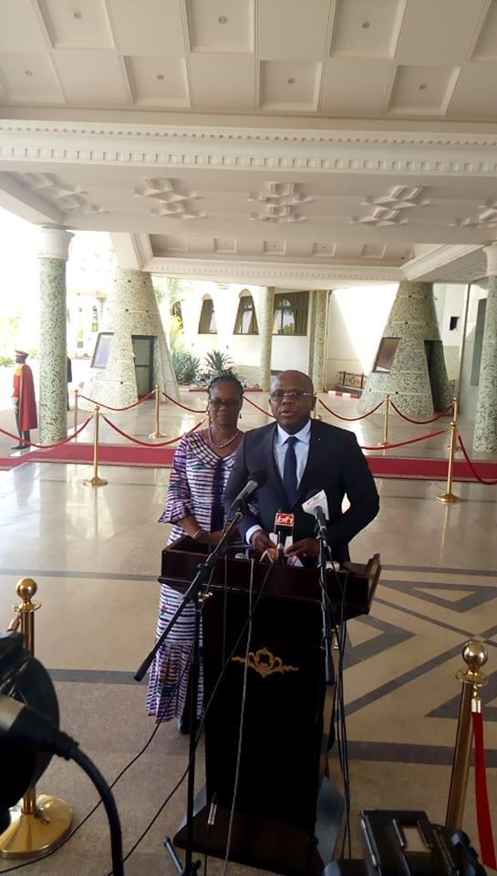 Burkina : le gouvernement réduit le nombre de policiers recrutés