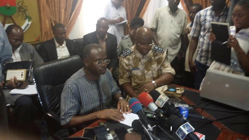 Ouagadougou : 3 assaillants abattus par la gendarmerie