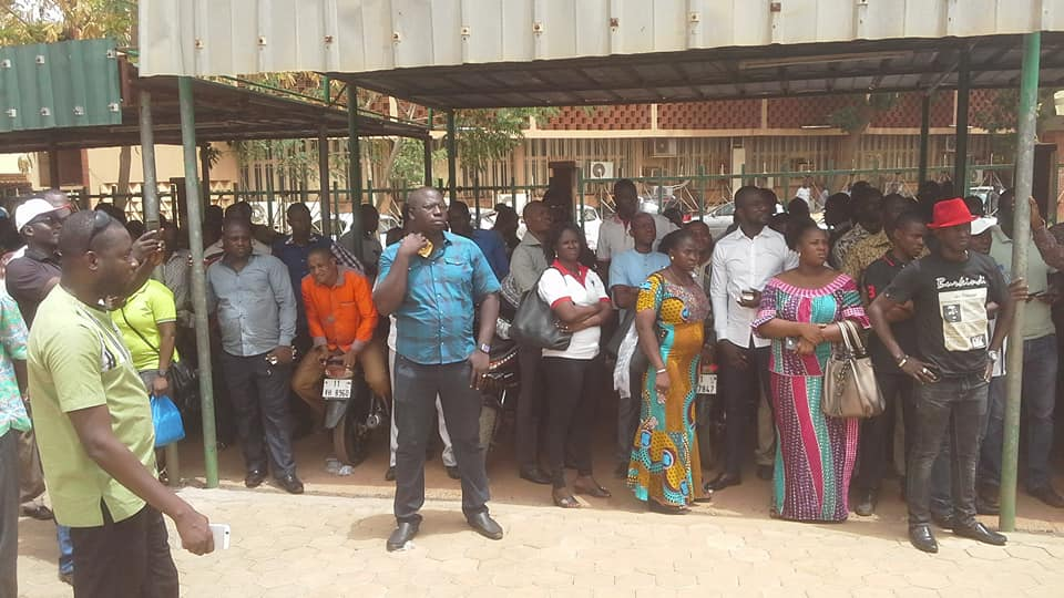 Ministère de l'économie et des finance: Les syndicats maintiennent la grève de 5 jours