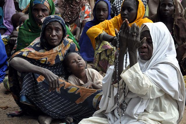 Nigeria: Des victimes de Boko Haram violées par des soldats en échange de nourriture