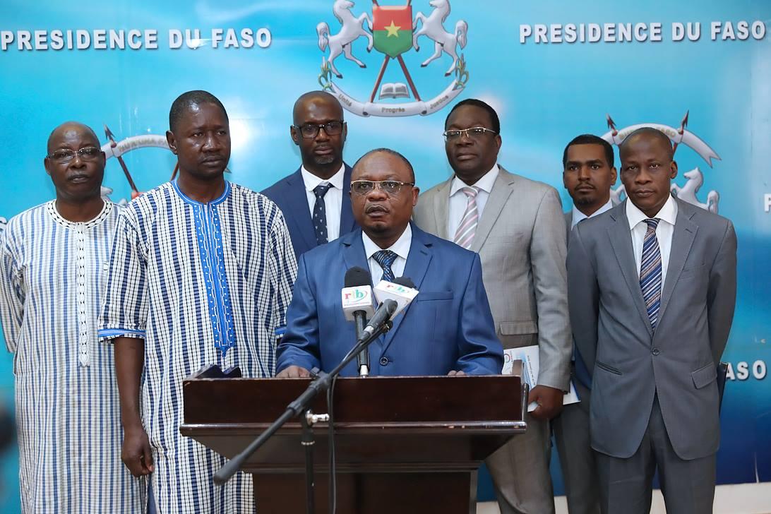 50ème anniversaire du CAMES : le Président du Faso sera distingué