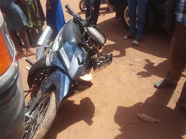 Loumbila: une voiture écrase une femme