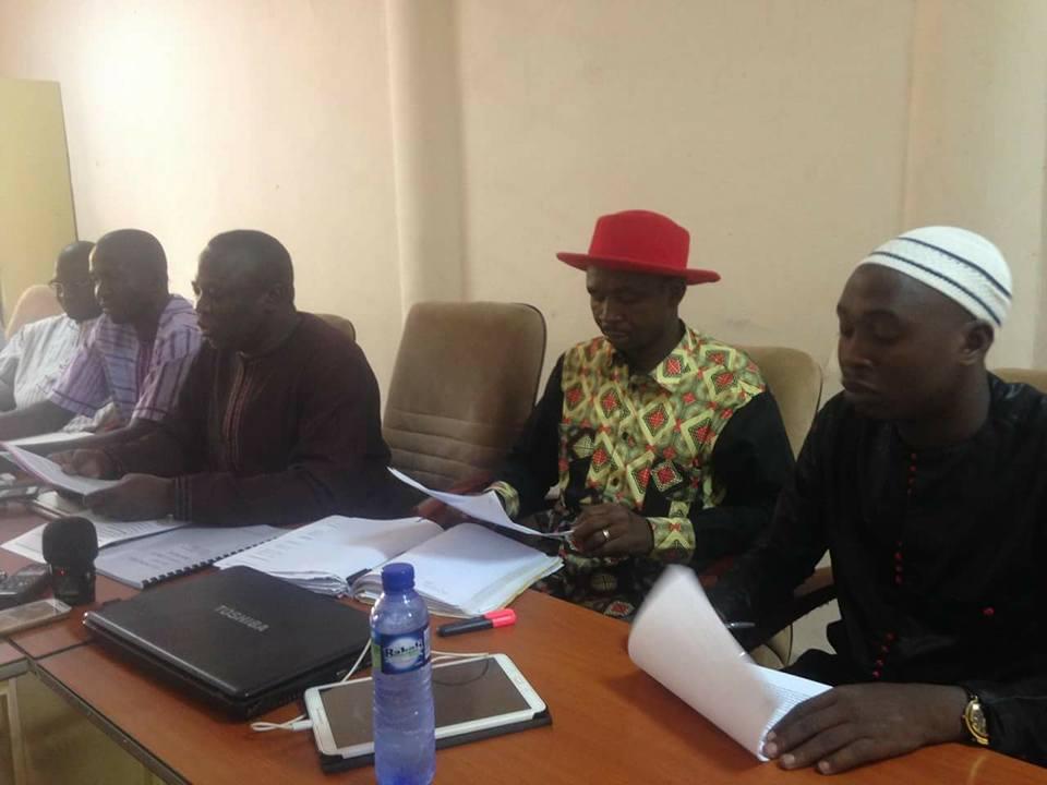 Burkina: Les agents du Ministère de l'économie et des finances en grêve à compter du 21 Mai 2018