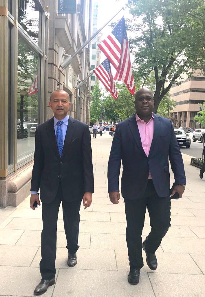 RDC : Moïse Katumbi et Félix Tshisekedi pour une candidature unique aux élections