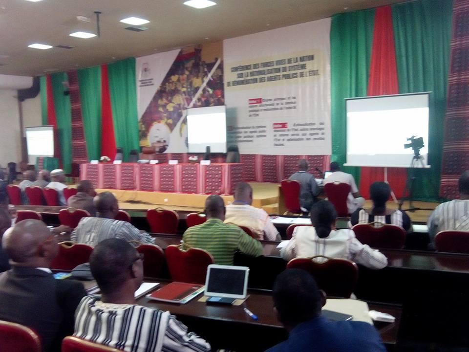 Conférence rémunération fonctionnaires : Le rapport synthétique