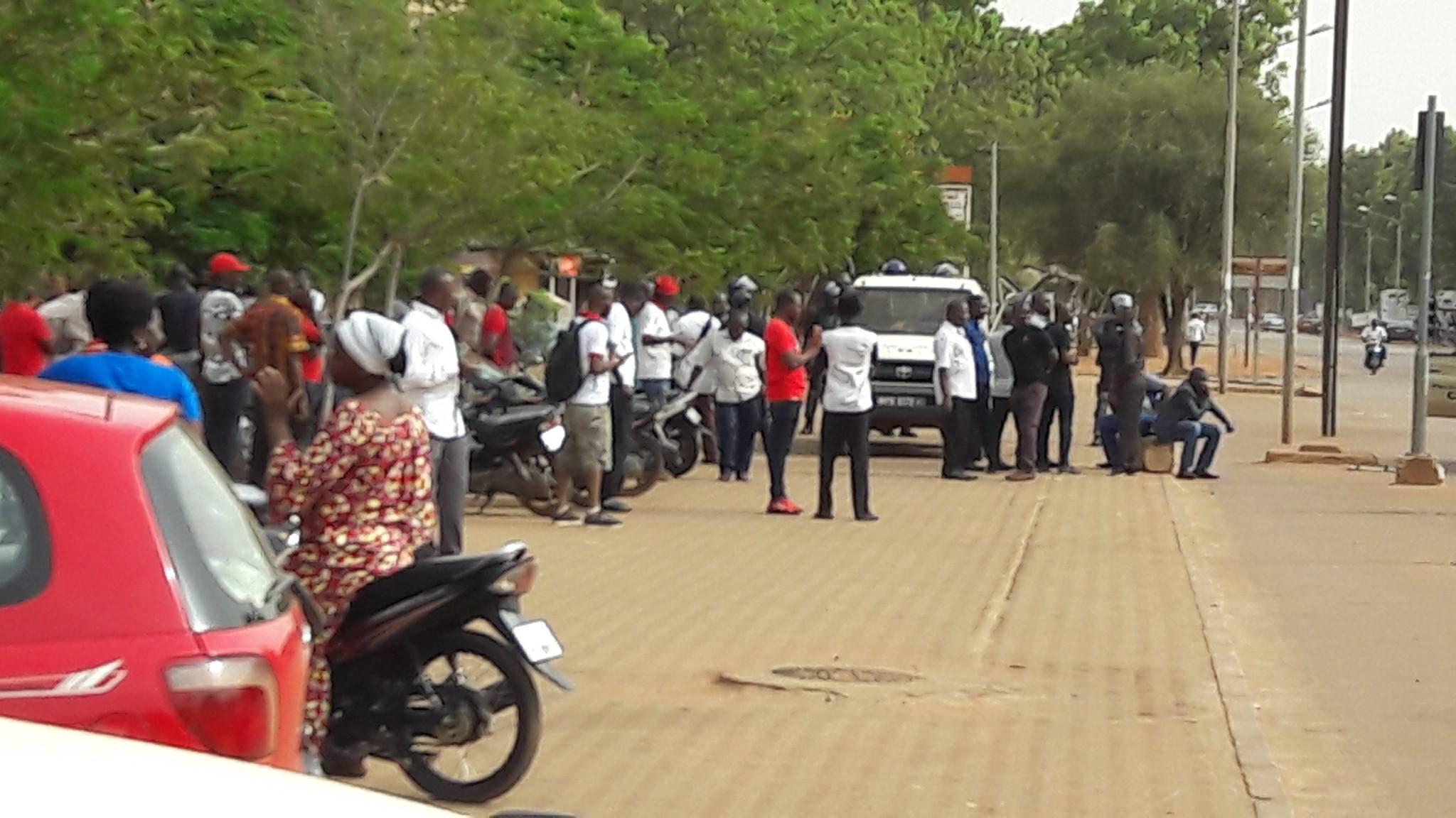 Economie: Les financiers suspendent leur grève pour répondre à l'appel du président du Faso