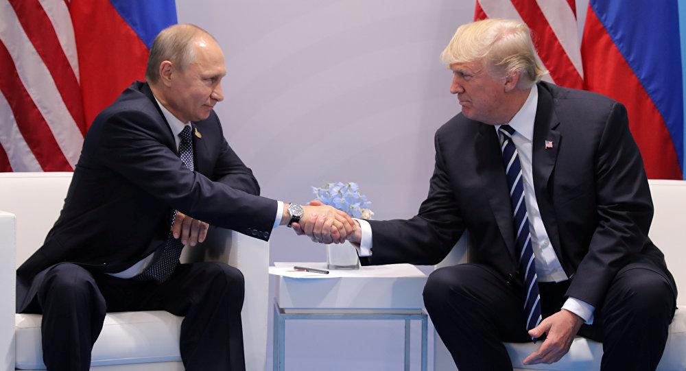 USA-RUSSIE: Le premier sommet Trump-Poutine aura lieu à Helsinki le 16 juillet