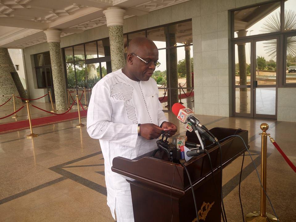 Ministère de l'économie et des Finances: « Il ne s'agit pas de renvoyer tout le monde et de ramasser tout le monde »