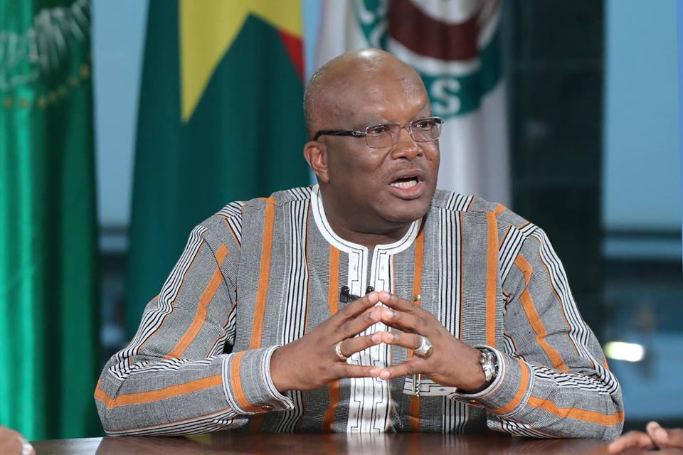 Grogne Sociale: «les magistrats ont négocié avec la transition» Roch Kaboré