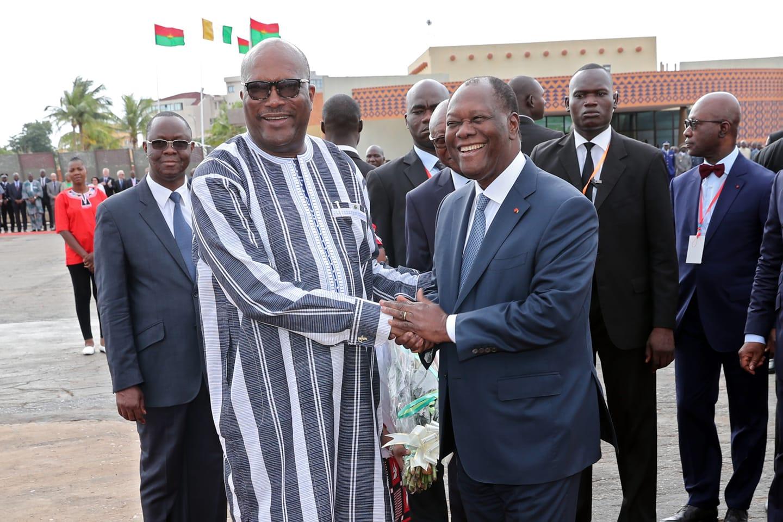 Traité d'Amitié et de Coopération entre la République de Côte d'Ivoire et le Burkina Faso,  Les chefs d'Etat se concertent.
