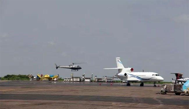 Aéroport International de Ouagadougou: plus d'un milliard de FCFA pour être aux normes