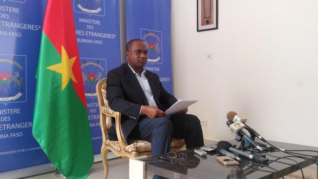 """Mandat d'arrêt contre Guillaume Soro : """"Il n'a jamais été question de règlement diplomatique du mandat d'arrêt"""" Apha Barry"""