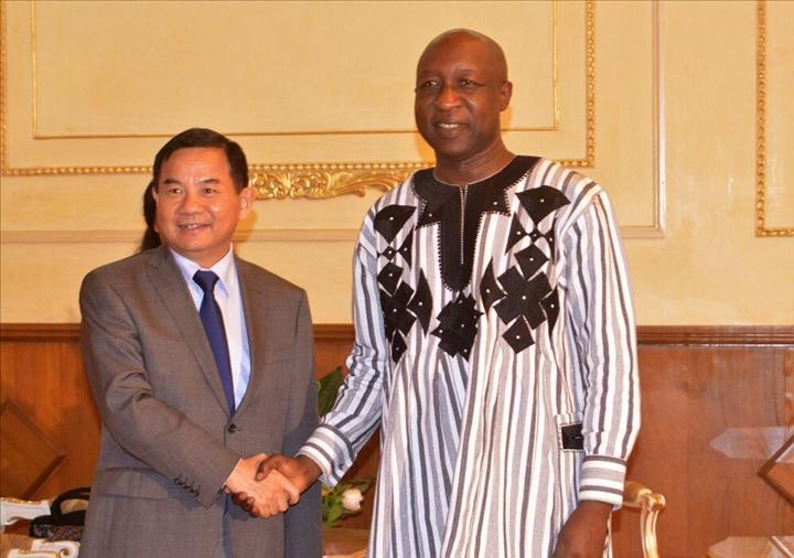 Diplomatie: Bientôt les chinois à Ouaga