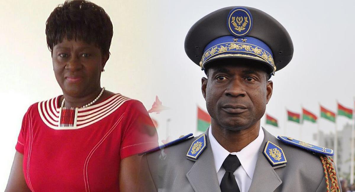 Anniversaire du Général Diendéré: Son épouse lui adresse un message