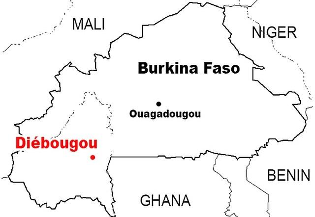 Diébougou : plus de 4 millions de FCFA emportés dans un braquage
