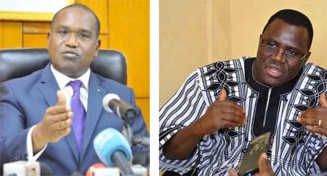 Vote des Burkinabé de l'extérieur: 2 ministres, deux versions.