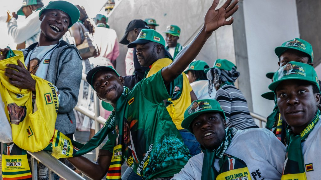 Zimbabwe : la ZANU-PF rafle la majorité des sièges au législatives