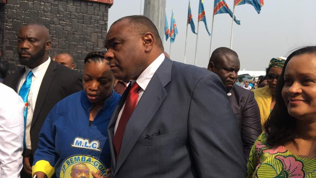 RDC : Bemba exclu de la présidentielle