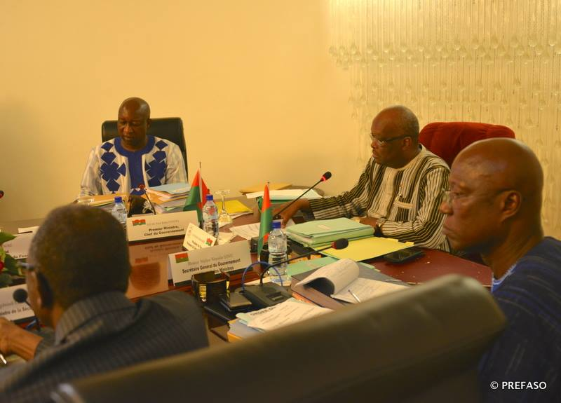 Compte rendu du Conseil des ministres du 26 septembre 2018