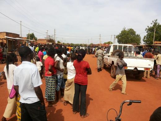 Société: Deux femmes tabassées et déshabillées dans le village de Saambtenga