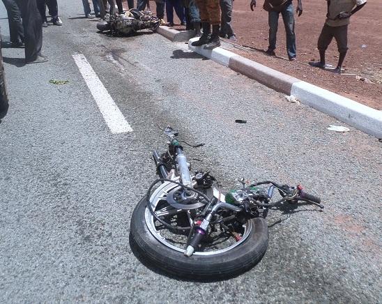 Bouroum-Bouroum: deux morts dans un accident