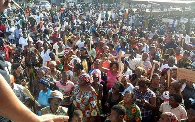 Marche de l'opposition: Le Mouvement Citoyen pour la démocratie (MCD) sera présent