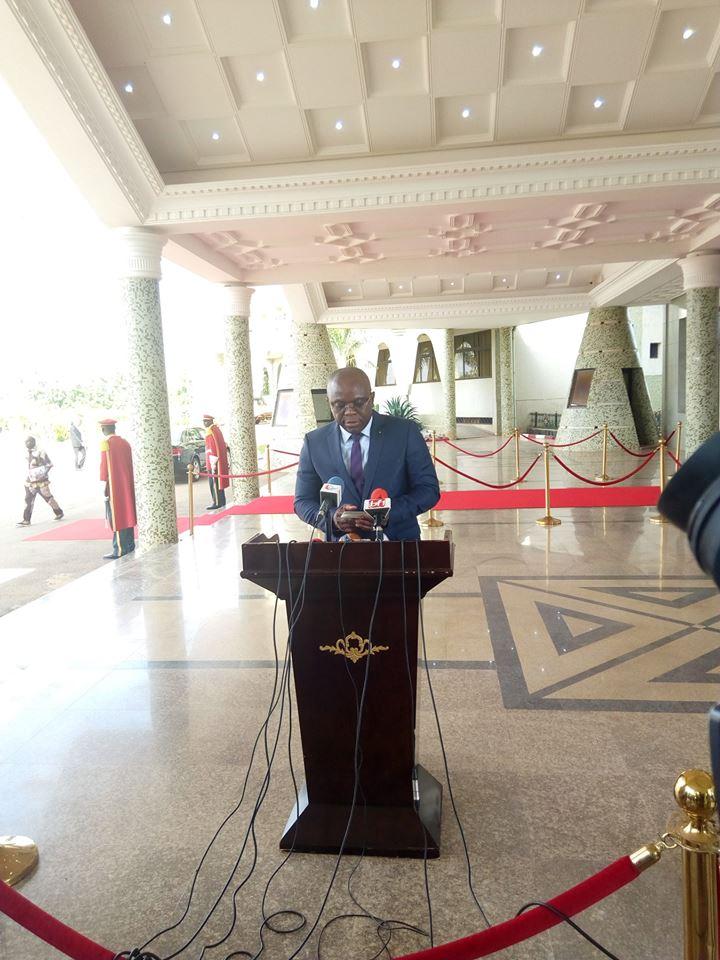Burkina Faso: création de la brigade spéciale des investigations anti-terroristes et de la lutte contre la criminalité organisée