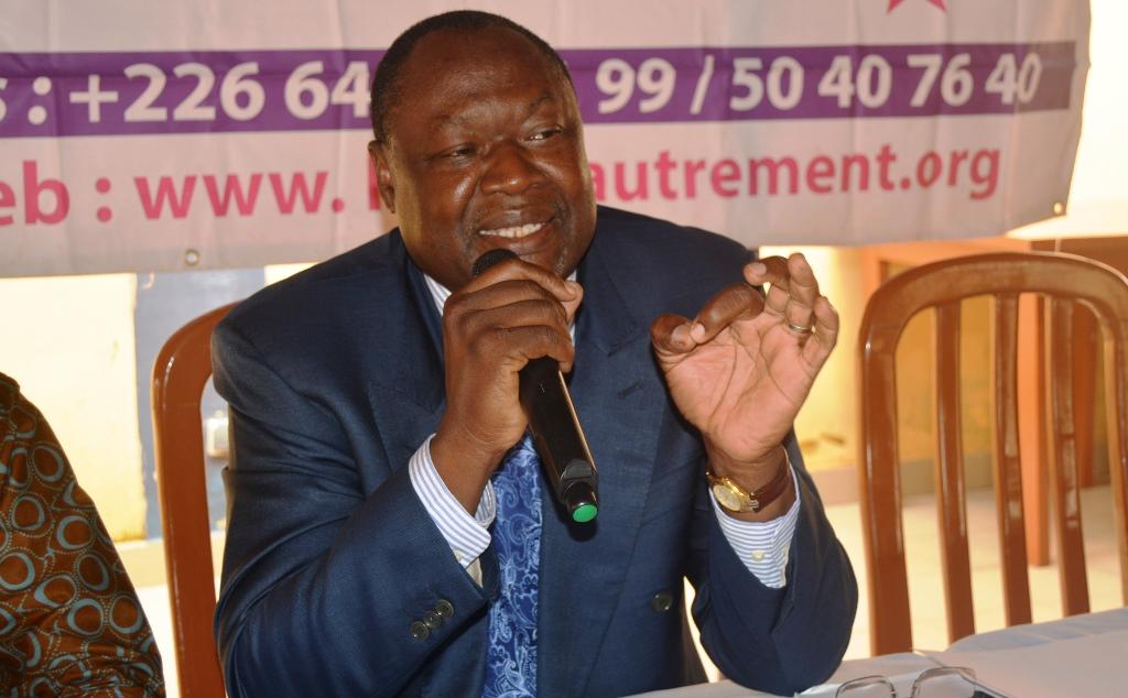 Crise Gouvernement/CS-MEF: le Dr Ablassé Ouedraogo met le gouvernement en garde