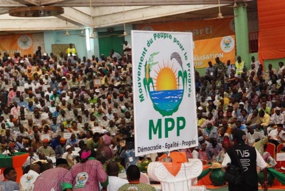 Politique: Déclaration des secteurs structurés sur les revendications syndicales (MPP)