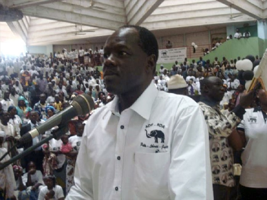 Retour des exilés politique promis par Roch Kaboré: la réaction de l'ADF -RDA
