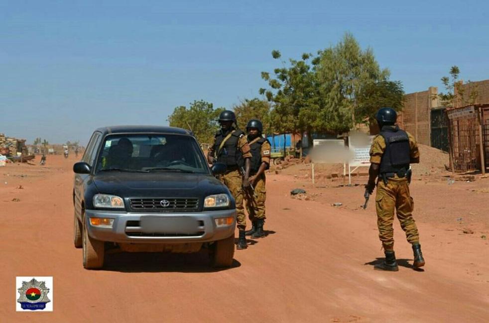 Sécurité: un suspect interpellé à kongoussi (centre nord).