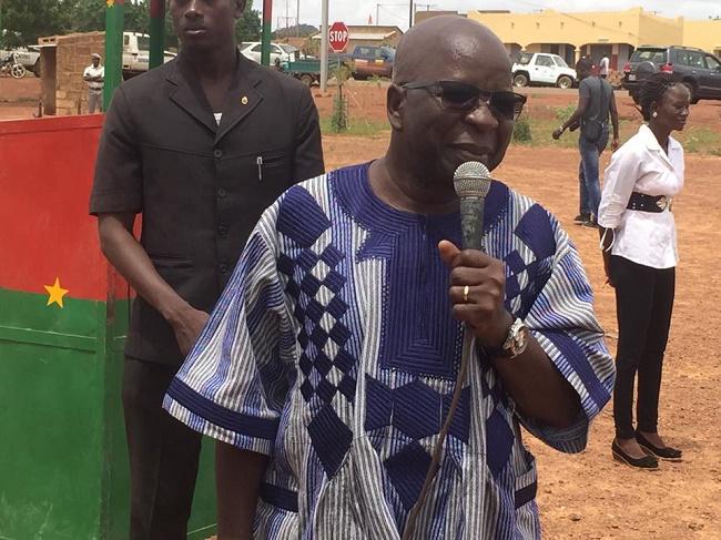 Politique: Simon Compaoré dément à nouveau la location d'un bâtiment à 4 millions FCFA pour son ministère