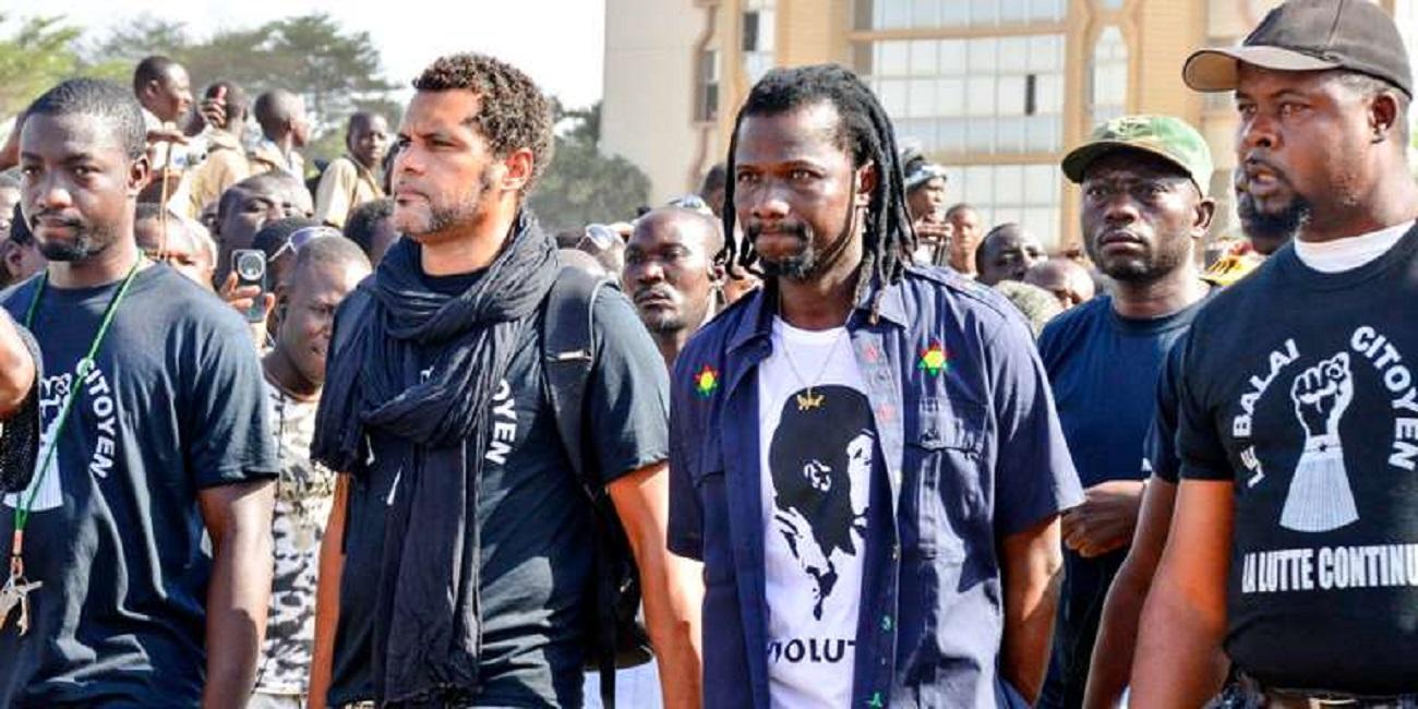 Commémoration de l'An IV de la résistance au putsch : la réaction du balai citoyen