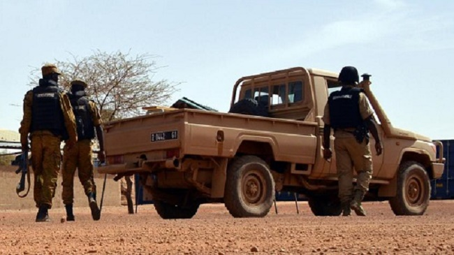 Burkina Faso : 4 gendarmes tué dans une attaque de la gendarmerie de Barani