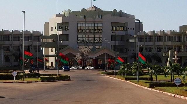 Ve république du Burkina : l'adoption de la Constitution projetée à la fin du 1er semestre 2019
