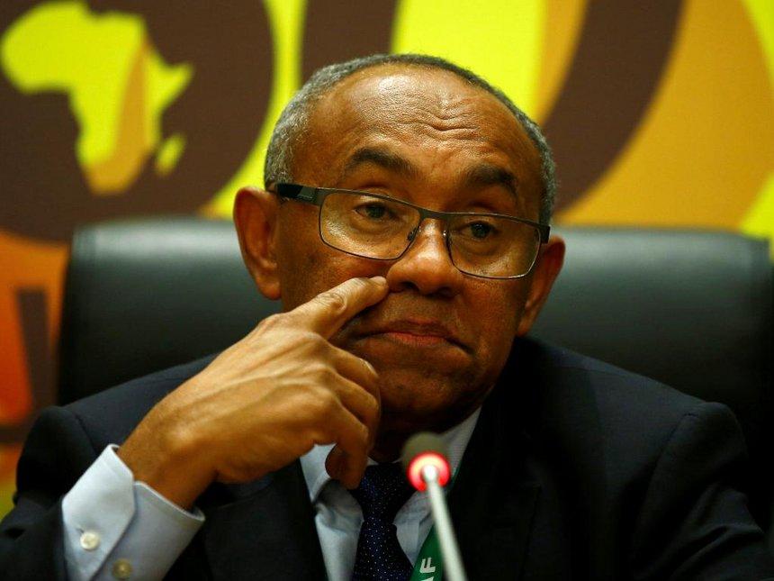 CAF : Ahmad Ahmad suspendu pour cinq ans par la Fifa