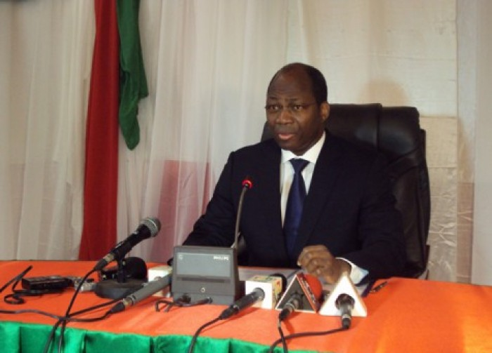 Dialogue politique: l'Opposition politique a fait un plaidoyer sur la question de santé du général Djibrill Bassolé