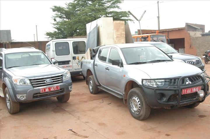 Société: La mairie de Dédougou sans véhicule