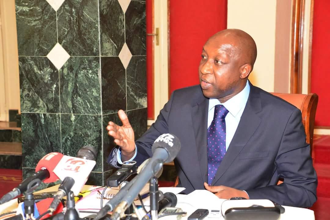 Politique: l'ex premier Ministre Paul Kaba Tiéba est nommé Directeur Général de la Caisse des dépôts et de consignations du Burkina Faso